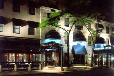 Whitehall hotel a luxury landmark hotel with easy access for Whitehall hotel chicago